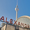 Mitte is where you will find Alexanderplatz, the location of  Berlin's tallest building the TV Tower.