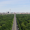 Berlin's biggest park, the Tiergarten.